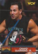 1999 WCW-nWo Nitro (Topps) Chavo Guerrero Jr. 10