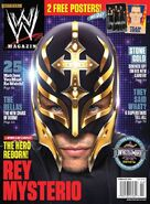WWE Magazine February 2014