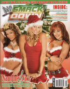 WWE Smackdown Magazine Holiday 2005 Issue