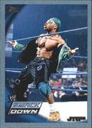 2010 WWE (Topps) JTG 13
