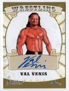 2016 Leaf Signature Series Wrestling Val Venis 86