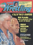 Inside Wrestling - November 1990