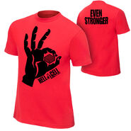 John Cena Hell In A Cell Youth Event T-Shirt