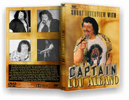 Captain Lou Albano Shoot Interview