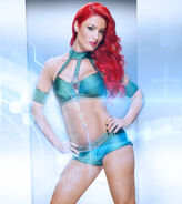 Eva Marie Ready For Battle 03