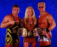 Owen Hart & Jeff Jarrett22