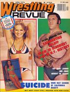 Wrestling Revue - April 1976