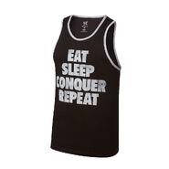 Brock Lesnar Eat, Sleep, Conquer, Repeat Vintage Tank Top