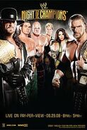 WWE NOC 2008