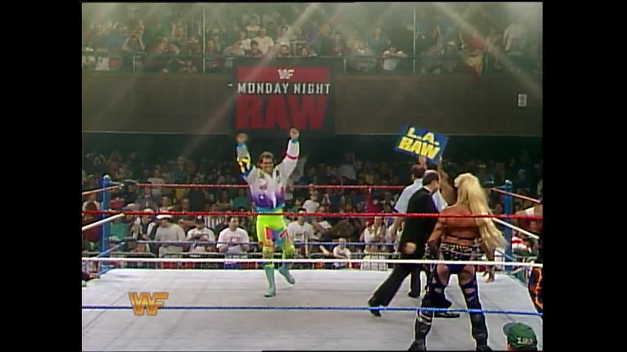 May 16 1994 monday night raw results pro wrestling - Monday night raw images ...