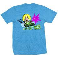 Kellie Skater Let's Get Tanked Shirt