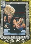 2002 WWF All Access (Fleer) Molly Holly 82