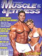 Pamela Paulshock Muscle and Fitness 1