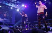 Taker and Kane vs edge and chavo