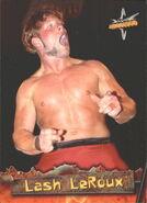 1999 WCW Embossed (Topps) Lash LeRoux 3
