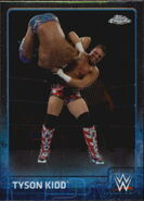 2015 Chrome WWE Wrestling Cards (Topps) Tyson Kidd 73