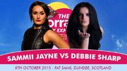 Sammii Jayne vs. Debbie Sharp