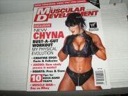 Chyna muscular development