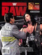 Raw Magazine July August 1996