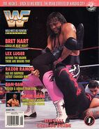 August 1993 - Vol. 12, No. 8
