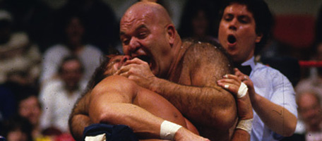Image result for george the animal steele gif