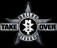 NXT TakeOver Dallas logo
