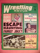 Wrestling Revue - April 1974