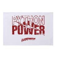 Hulk Hogan Python Power Sports Towel