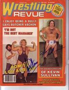Wrestling Revue - August 1978