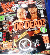 Taker and Kane magazine