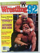 Wrestling Magazine Summer 1992