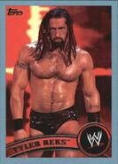 2011 WWE (Topps) Tyler Reks 57