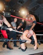 Othello in-ring action - Championship Wrestling From Hollywood - 1426258