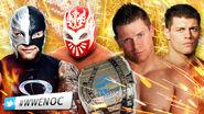 NOC 2012 INC Title Match