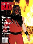 Raw Magazine April 1998