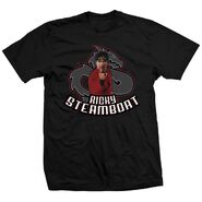 Ricky Steamboat Dark Dragon T-Shirt