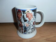 2001-2002 WWF Danbury Mint Mugs 2Cool