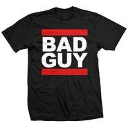 Razor Ramon Bad Guy Run-DMC Style T-Shirt