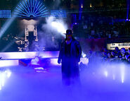 Wrestlemania 21 Undertaker entrance