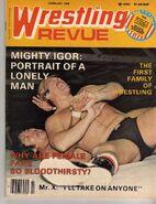 Wrestling Revue - February 1980