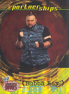 2002 WWE Absolute Divas (Fleer) Bubba Ray 46