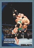 2010 WWE (Topps) Finlay 41