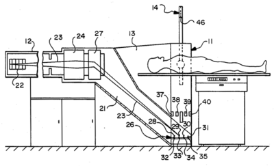US patent 4672649 Fig 2