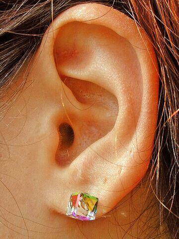 File:Pierced earlobe.jpg