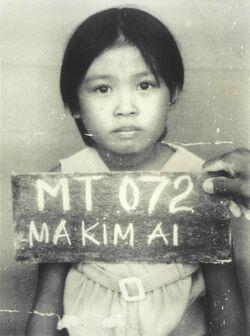 Vietnamkrieg Bootsflüchtling 1980