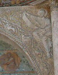 San Marco spandrel