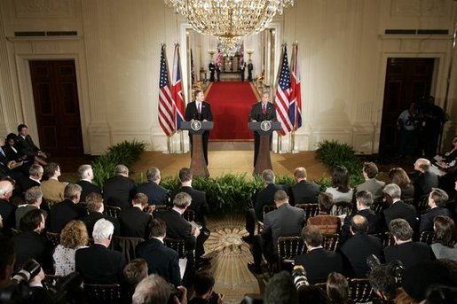 File:Bush Blair press conference.jpg