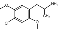4-Chloro-2,5-dimethoxyamphetamine