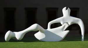 HenryMoore RecliningFigure 1951