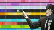 Tomomi and the hue chart